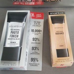 Duo of Smashbox primer